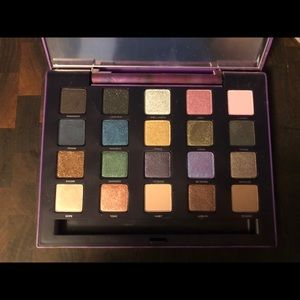 Urban Decay Palette Collection